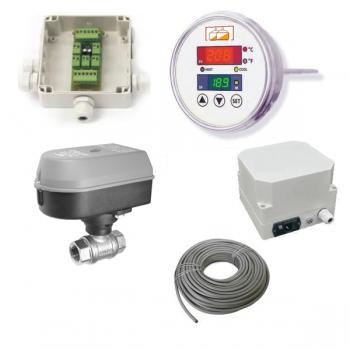 Manuální měřicí a řídicí systém TTMMCS1-4AS
