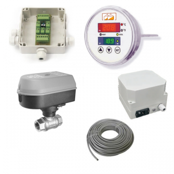 Manuální měřicí a řídicí systém TTMMCS1-5AS