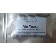 NBS Ale Yeast 12g