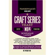 Mangrove Jack's Bohemian Lager Yeast