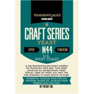 Mangrove Jack's US West Coast Yeast