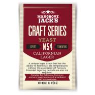 Mangrove Jacks Californian Lager M54 Yeast