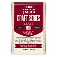 Mangrove Jacks Belgian Tripel M31 Yeast
