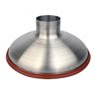 Hood stainless steel for BRAUMEISTER 50 litres