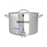Brewferm varný hrnec s kulovým ventilem SST 20 l (36 x 24 cm)