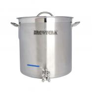 Brewferm varný hrnec s kulovým kohoutem SST 35 l  (36 x 36 cm)