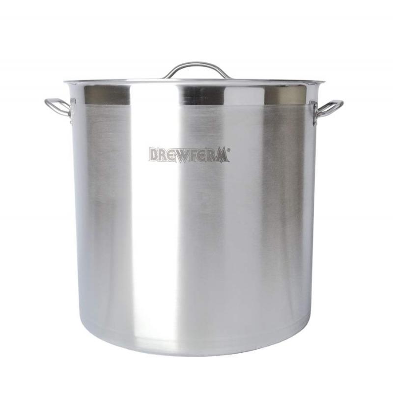 Brewferm varný hrnec SST 98 l (50 x 50 cm)
