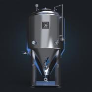 SS Brewtech - 3,5bbl (560l) JACKETED UNITANK domácí pivovar