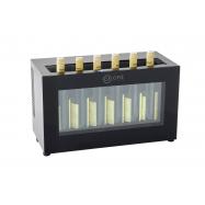 Elektrický chladič na 5-7 lahví s termostatem 12°C až 18°C