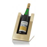 Stojanový chladič na víno Contatto zlatý