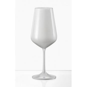 Bílé degustační sklo 450ml